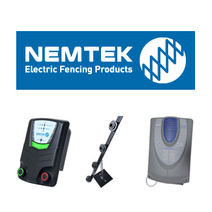 Nemtek security electrical fencing products that can be supplied by WP Security Cape Town