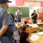Shots fired near Cape Town school
