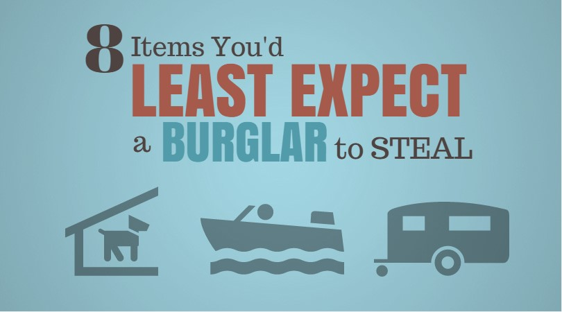 8 Unexpected Items Burglars Want from Your Yard and How to Secure Them