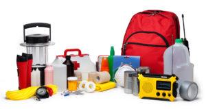 DIY emergency supply kit