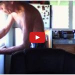 9 Crazy Things Caught On A Home Security Camera