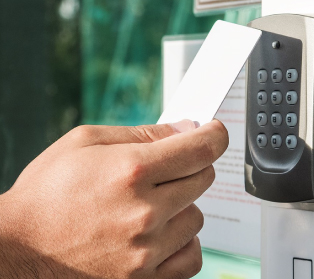 Access control installation company in Simons Town.