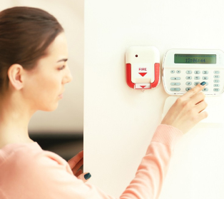 Alarm system installations for business or residential in Retreat.