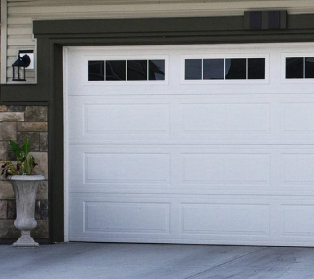 Garage doors and home alarm security installers in Gardens.