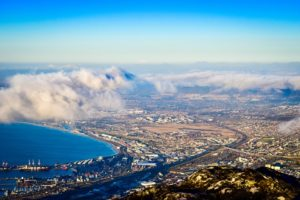 Sky Travel South Africa Cape Town City Panoramic